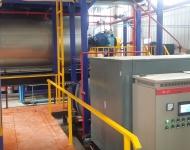 艺能锅炉电加热导热油炉产品在温州使用